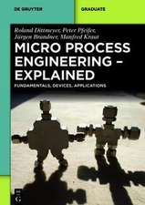 Micro Process Engineering - Explained