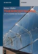 Thermodynamik: Vom Tautropfen zum Solarkraftwerk