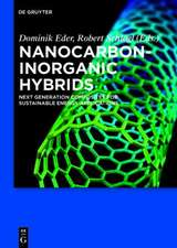 Nanocarbon-Inorganic Hybrids: Next Generation Composites for Sustainable Energy Applications