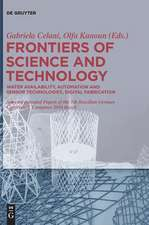 Frontiers of Science and Technology