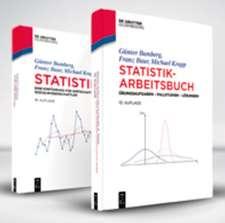 """Set aus Lehr- und Übungsbuch """"Statistik"""""""