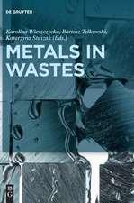 Metals in Wastes