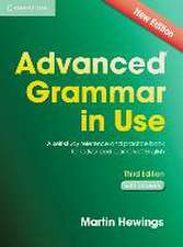 Advanced Grammar in Use. Edition with answers