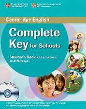 Complete Key for Schools. Student's Book without answers with CD-ROM