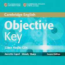 Objective Key. 2 Class Audio CDs