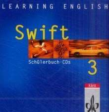 Learning English. Swift 3. Begleit-CD zum Schülerbuch