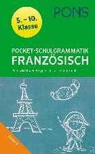 PONS Pocket-Schulgrammatik Französisch. 5.-10. Klasse