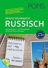 PONS Praxis-Grammatik Russisch