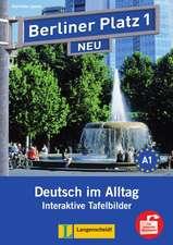 Berliner Platz 1 NEU Tafelbilder für Interactive Whiteboards - Interaktive Tafelbilder Gesamtpaket auf CD-ROM