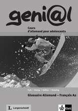 geni@l A2 - Glossar A2 Französisch