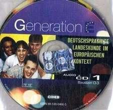 Generation E. 2 Audio-CDs