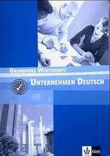 Unternehmen Deutsch 1. Wörterheft