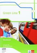 Green Line 1. Workbook mit Audio CD und Übungssoftware. Neue Ausgabe