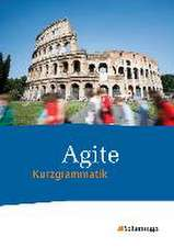 Agite. Kurzgrammatik. Arbeitsbücher für Latein