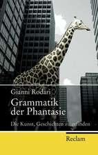 Grammatik der Phantasie