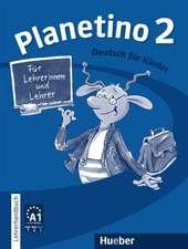 Planetino 2. Lehrerhandbuch