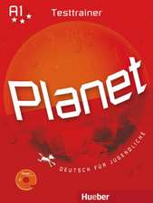 Planet 1. Testtrainer mit Audio-CD