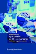 Operationen an älteren Menschen