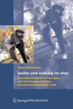 Laufen und Walking im Alter: Gesundheitliche Auswirkungen und Trainingsgrundsätze aus sportmedizinischer Sicht