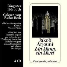 Ein Mann, ein Mord. 4 CDs