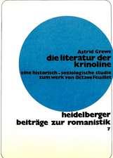 Die Literatur Der Krinoline