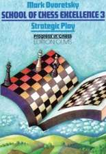School of Chess Excellence 3: Strategic Play