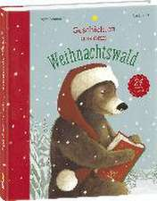Geschichten Aus Dem Weihnachtswald:  Die Abenteuerliche Geschichte Einer Fliegenden Maus
