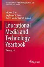 Educational Media and Technology Yearbook: Volume 38