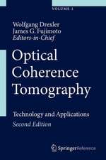 Optical Coherence Tomography: Technology and Applications