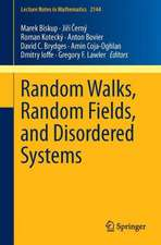 Random Walks, Random Fields, and Disordered Systems