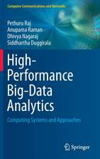 High-Performance Big-Data Analytics: Computing Systems and Approaches