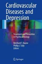 Cardiovascular Diseases and Depression: Treatment and Prevention in Psychocardiology