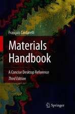 Materials Handbook: A Concise Desktop Reference