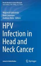 HPV Infection in Head and Neck Cancer