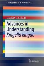 Advances in Understanding Kingella kingae