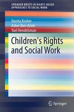 Children's Rights and Social Work