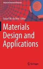 Materials Design and Applications