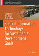Spatial Information Technology for Sustainable Development Goals