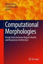 Computational Morphologies