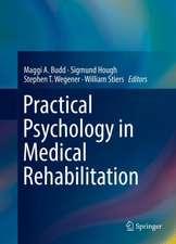 Practical Psychology in Medical Rehabilitation