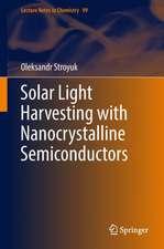 Solar Light Harvesting with Nanocrystalline Semiconductors