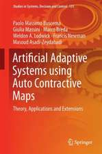 Artificial Adaptive Systems Using Auto Contractive Maps: Theory, Applications and Extensions