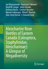 Aleocharine Rove Beetles of Eastern Canada (Coleoptera, Staphylinidae, Aleocharinae): A Glimpse of Megadiversity