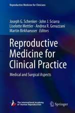 Reproductive Medicine for Clinical Practice: Medical and Surgical Aspects