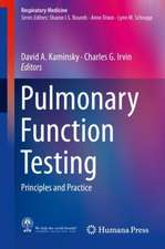 Pulmonary Function Testing: Principles and Practice