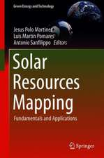 Solar Resources Mapping: Fundamentals and Applications