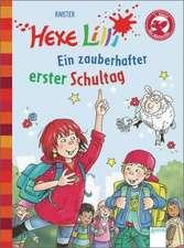 Hexe Lilli. Ein zauberhafter erster Schultag