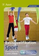 Basisqualifikation Sport, Klasse 1/2