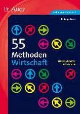 55 Methoden Wirtschaft