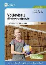Volleyball für die Grundschule